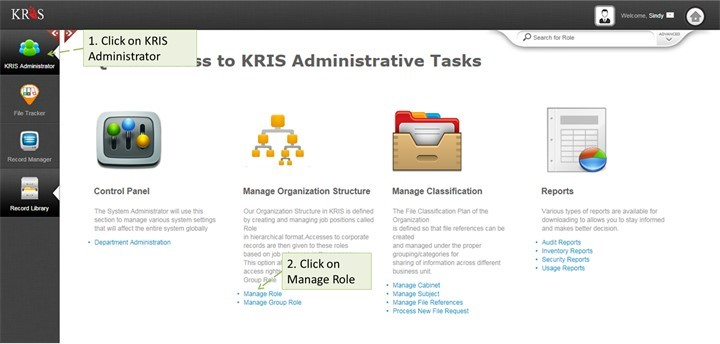 Re Structuring The Organization Chart Kris Help Academy