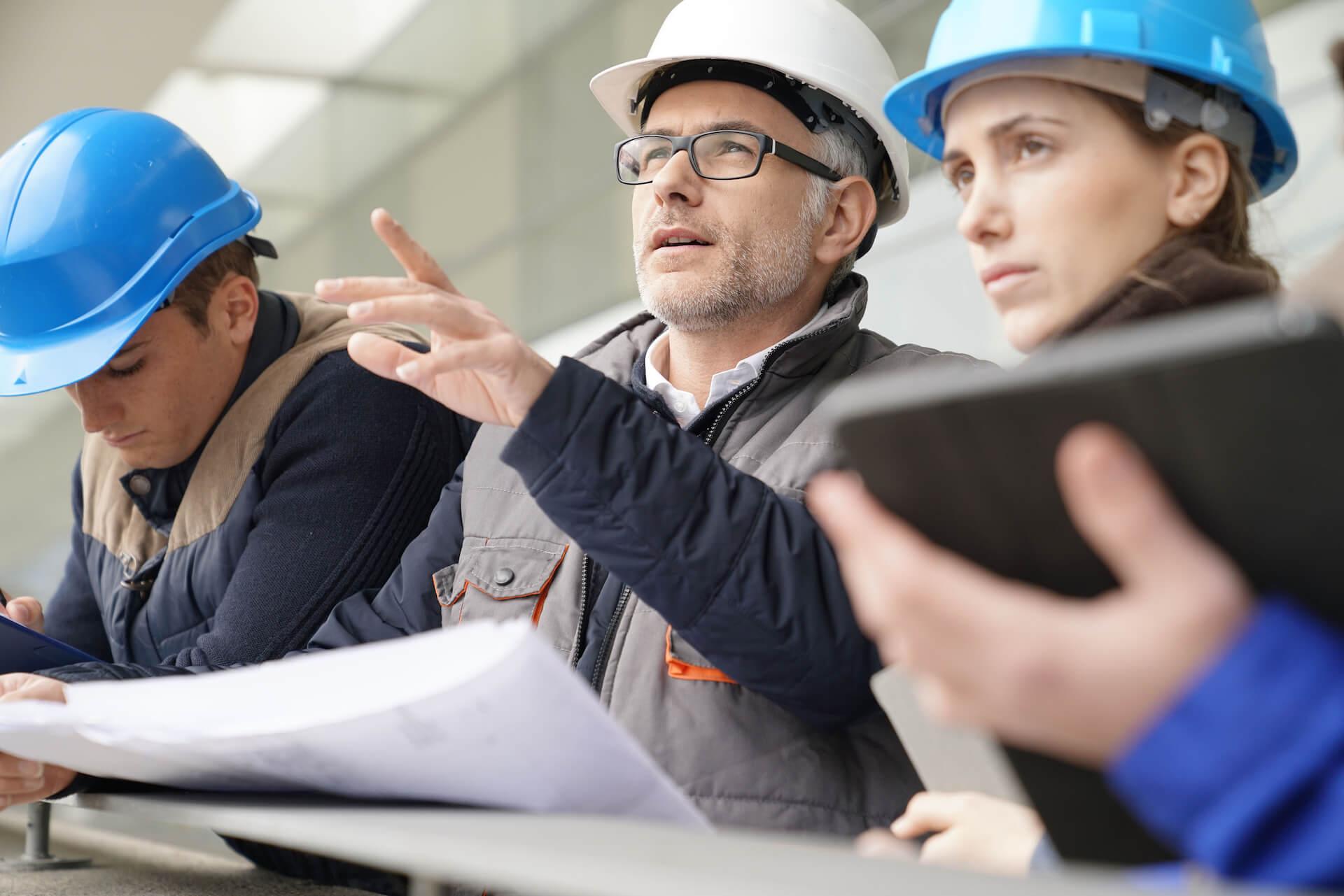 construction management software document management