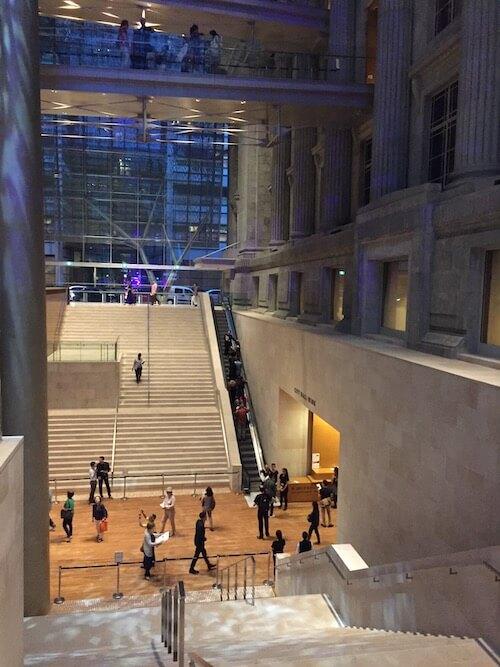 facility management system singapore national gallery singapore